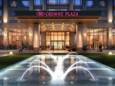 Crowne Plaza Shanghai Pujiang in Shanghai, China