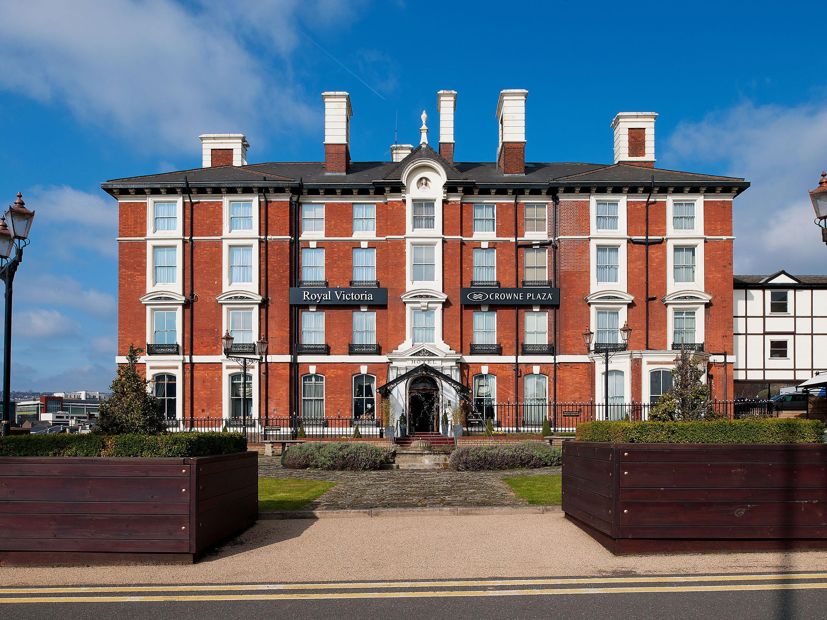 Business Hotels In Sheffield: Holiday Inn Sheffield
