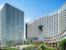Crowne Plaza Shenzhen Longgang City Centre in Guangzhou, China