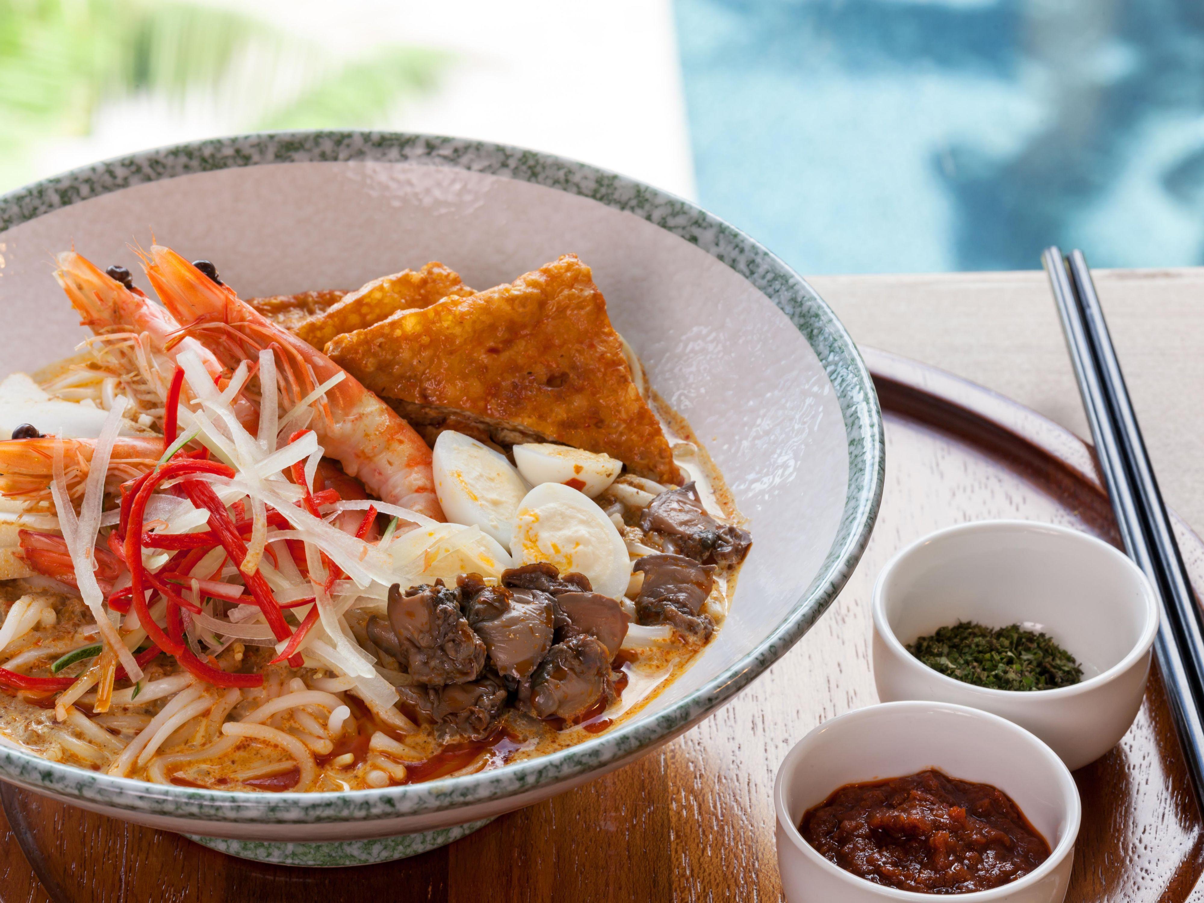 Restaurants Near Changi Airport
