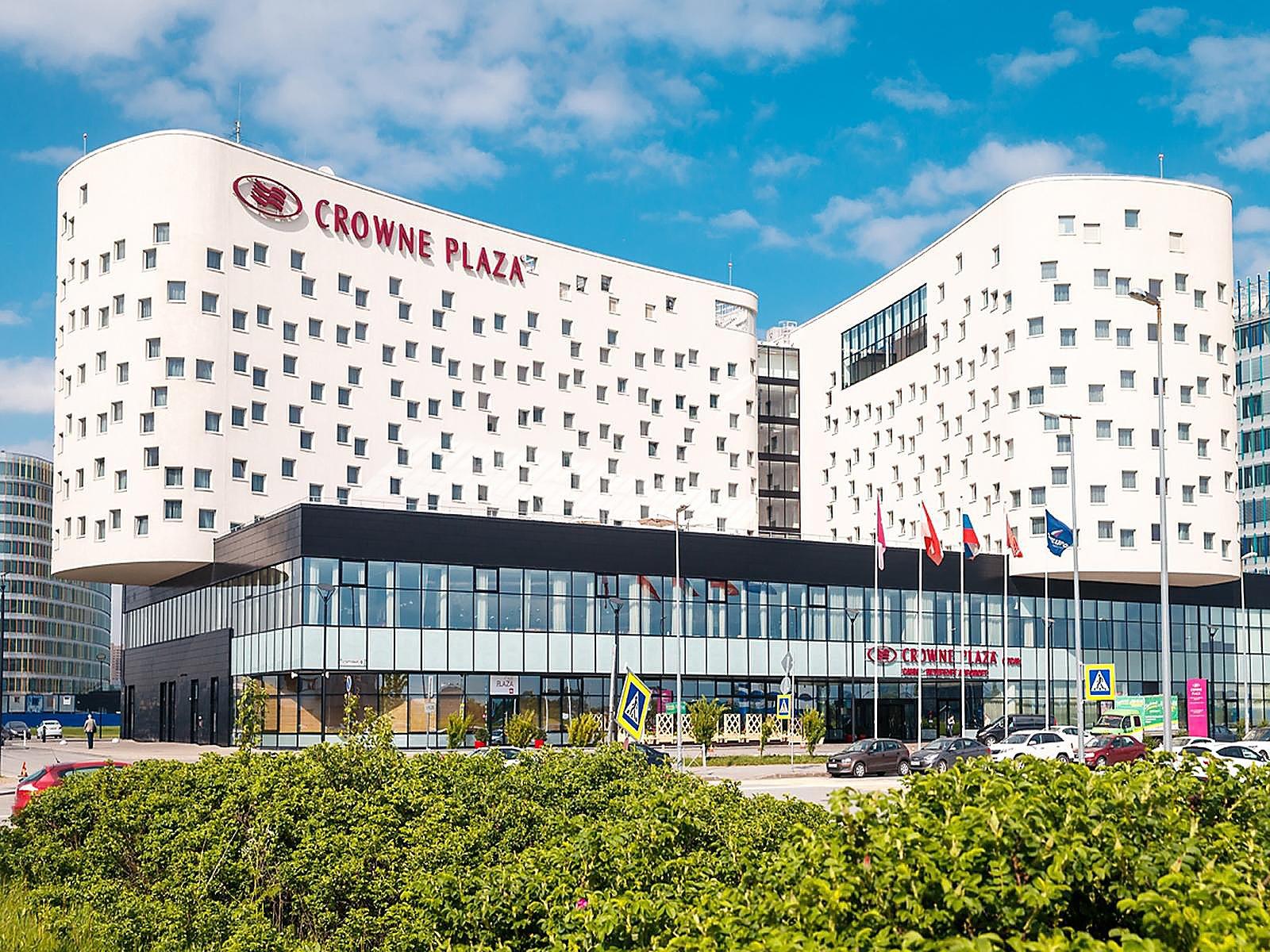 Crowne Plaza St Petersburg Airport
