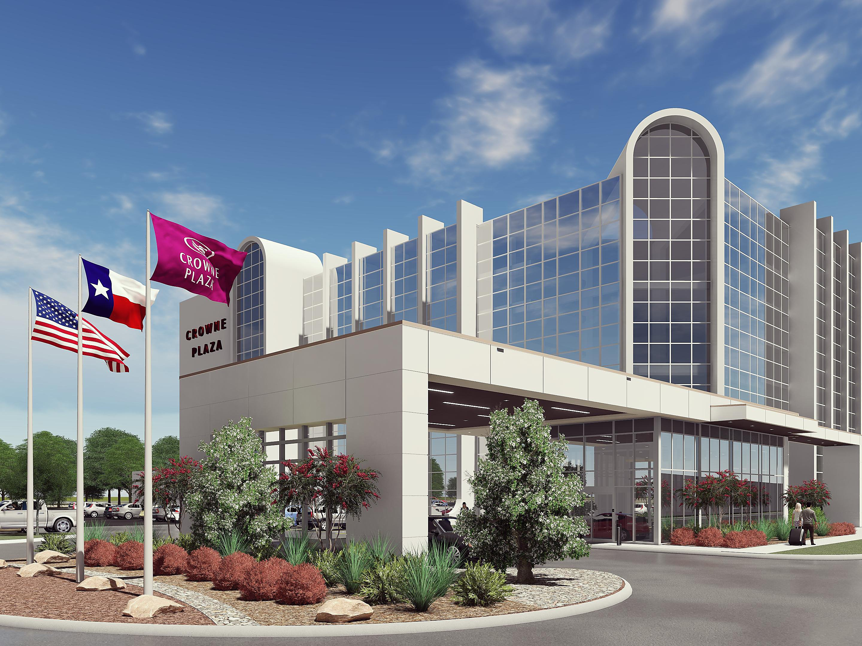 Arlington, TX Hotels near AT&T Stadium | Crowne Plaza Suites