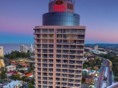 Crowne Plaza Surfers Paradise in Sanctuary Cove, Australia