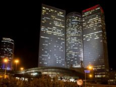 Crowne Plaza Tel Aviv City Center in Tel Aviv, Israel