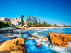 Crowne Plaza Terrigal Pacific in Terrigal, Australia