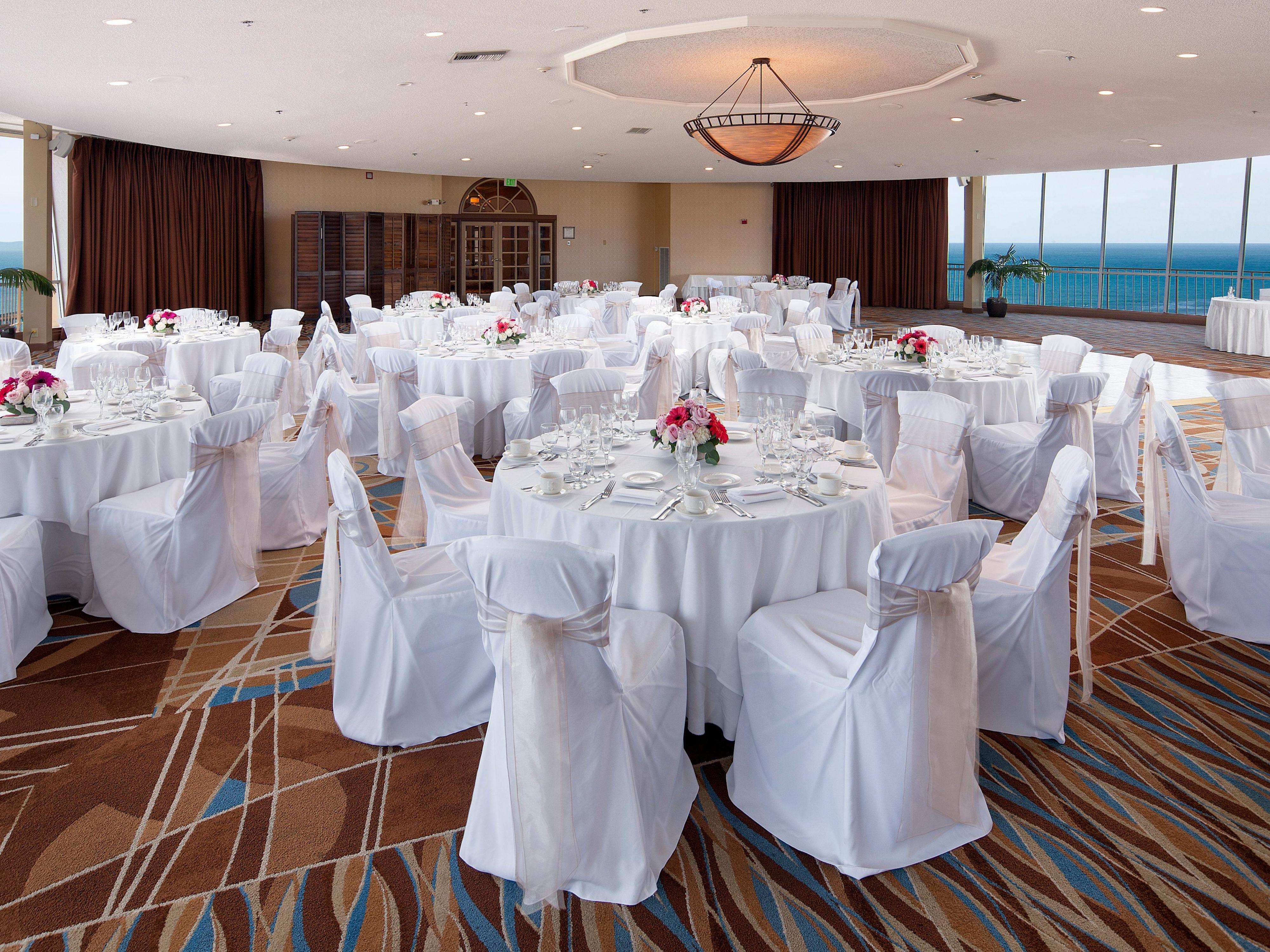 Banquetroomphoto Crowne Plaza Ventura Beach Hotel Ballroom Specialeventsphoto