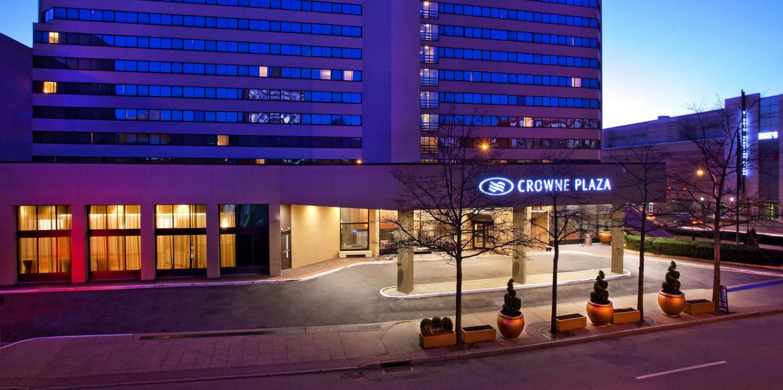 Crowne Plaza Hotel Parking