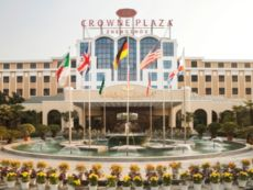 Crowne Plaza Zhengzhou in Zhengzhou, China