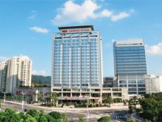 Crowne Plaza Zhongshan Wing On City in Zhongshan, China