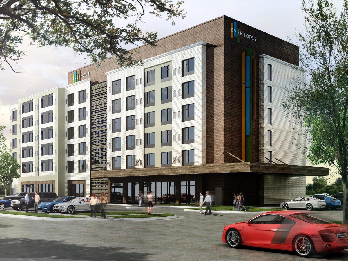Wellness Hotels Near Avalon in Alpharetta, GA | EVEN Hotels Alpharetta