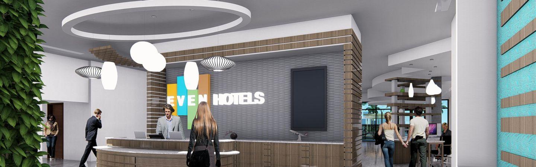 Even Hotels Miami Airport Miami Florida