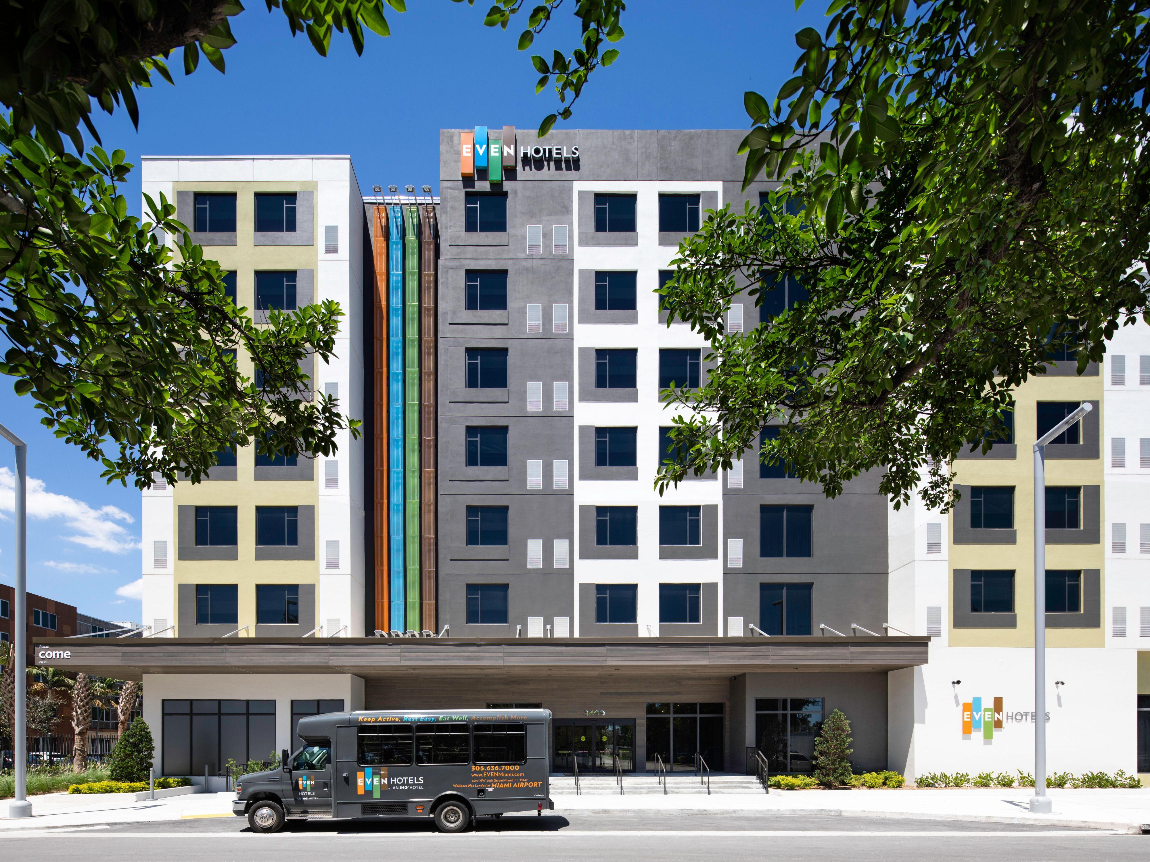 Hotels Near Miami International Airport Mia Even Hotel Miami