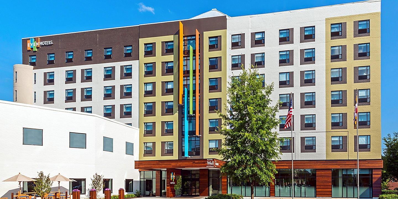 Washington Dc Hotels >> Wellness Hotels In Rockville Md Even Hotel Rockville Washington