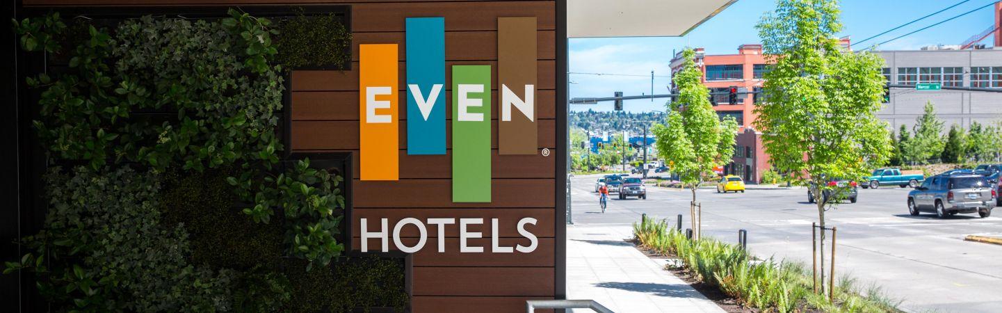 Even Hotels Seattle - South Lake Union - Seattle Washington