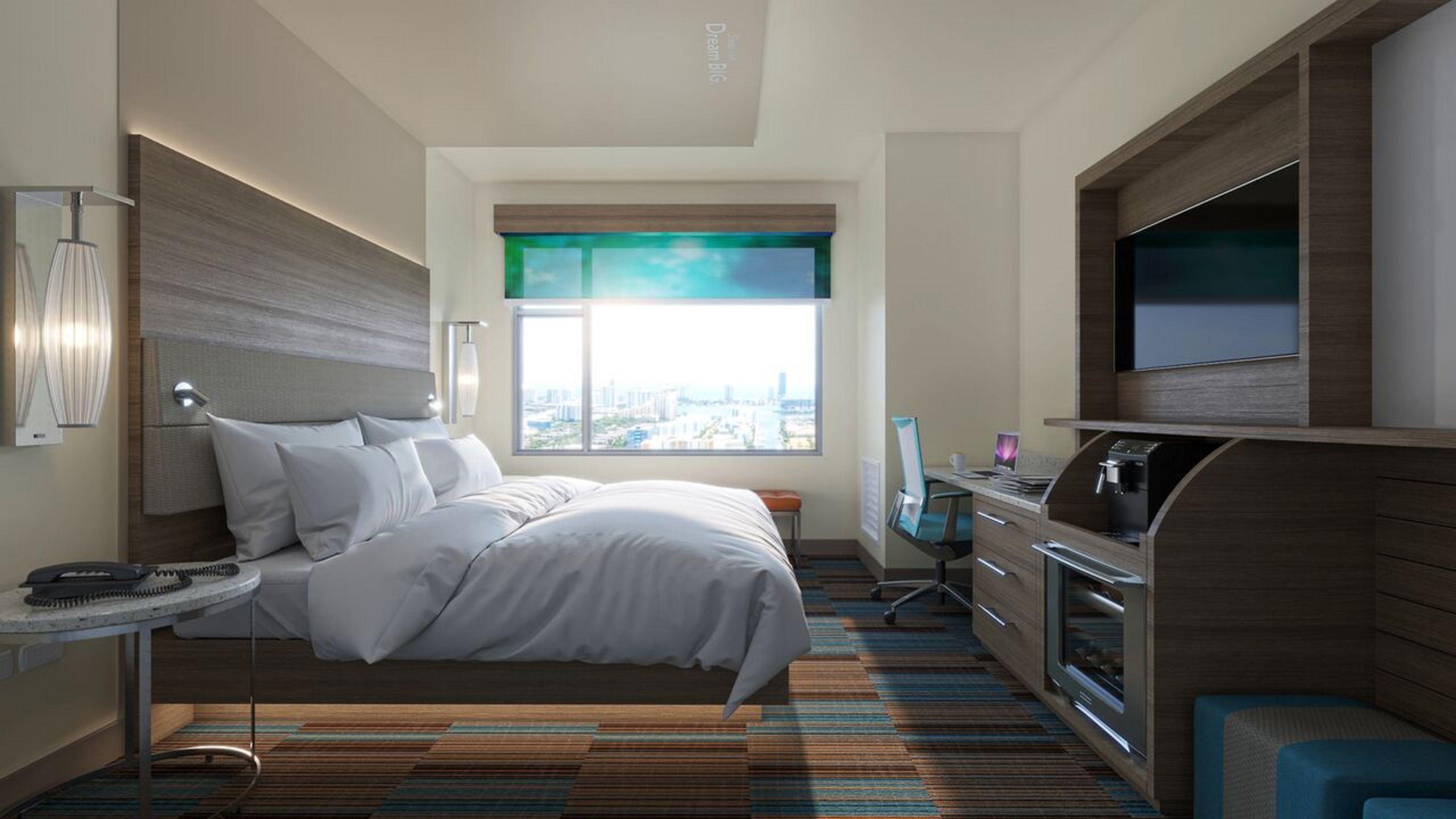 Even Hotels Miami Airport Miami Florida Miami