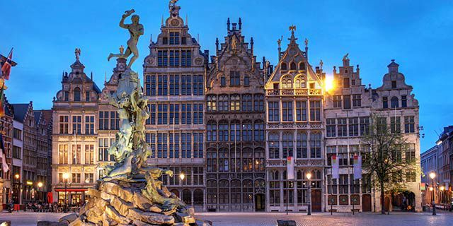 Explore Antwerp