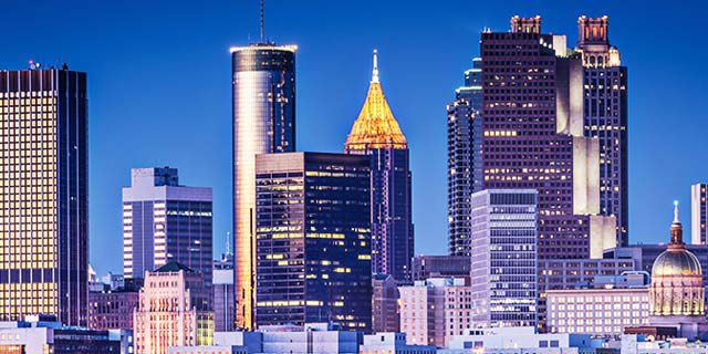 View hotels in Atlanta