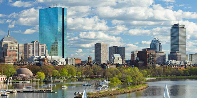 View hotels in Boston