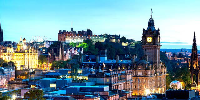 View Edinburgh Hotels