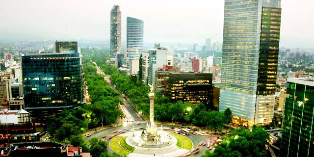 View Mexico City Hotels