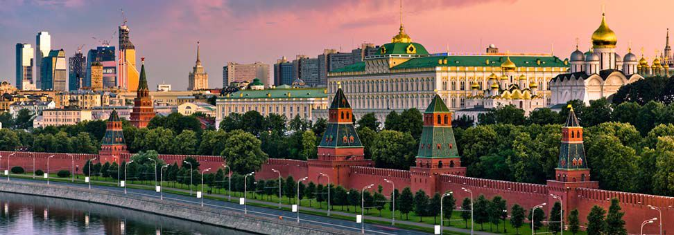 Plan your trip to Russia