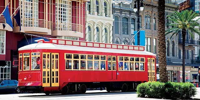 View hotels in New Orleans