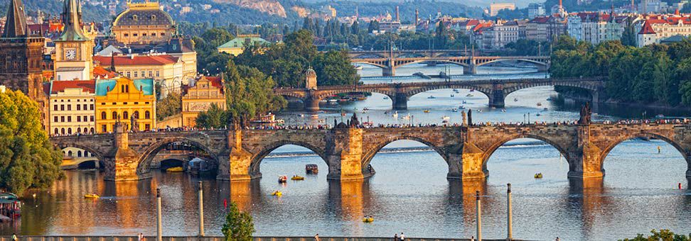 Plan your trip to Czech Republic