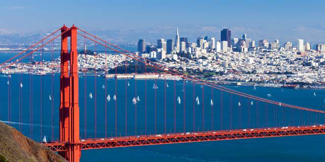 View hotels in San Francisco