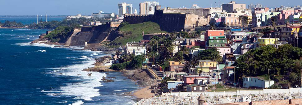 Plan your trip to Puerto Rico