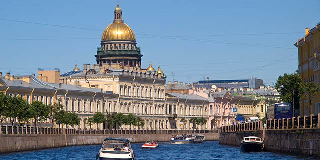 Explore St. Petersburg