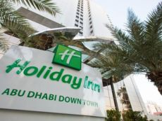 Holiday Inn Abu Dhabi Downtown in Abu Dhabi, United Arab Emirates