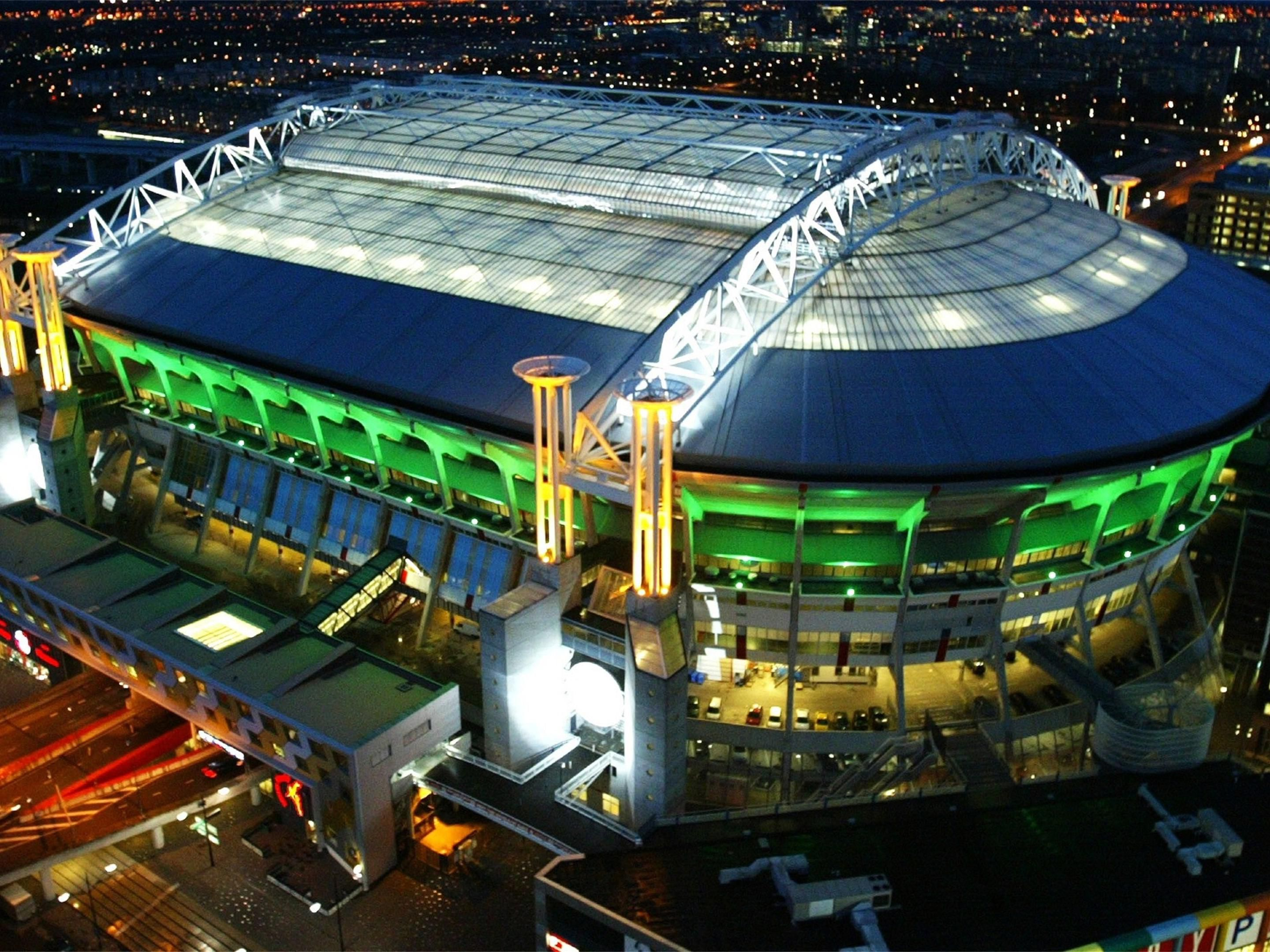 Amsterdam ArenA - Home of AFC Ajax and Dutch National Team.