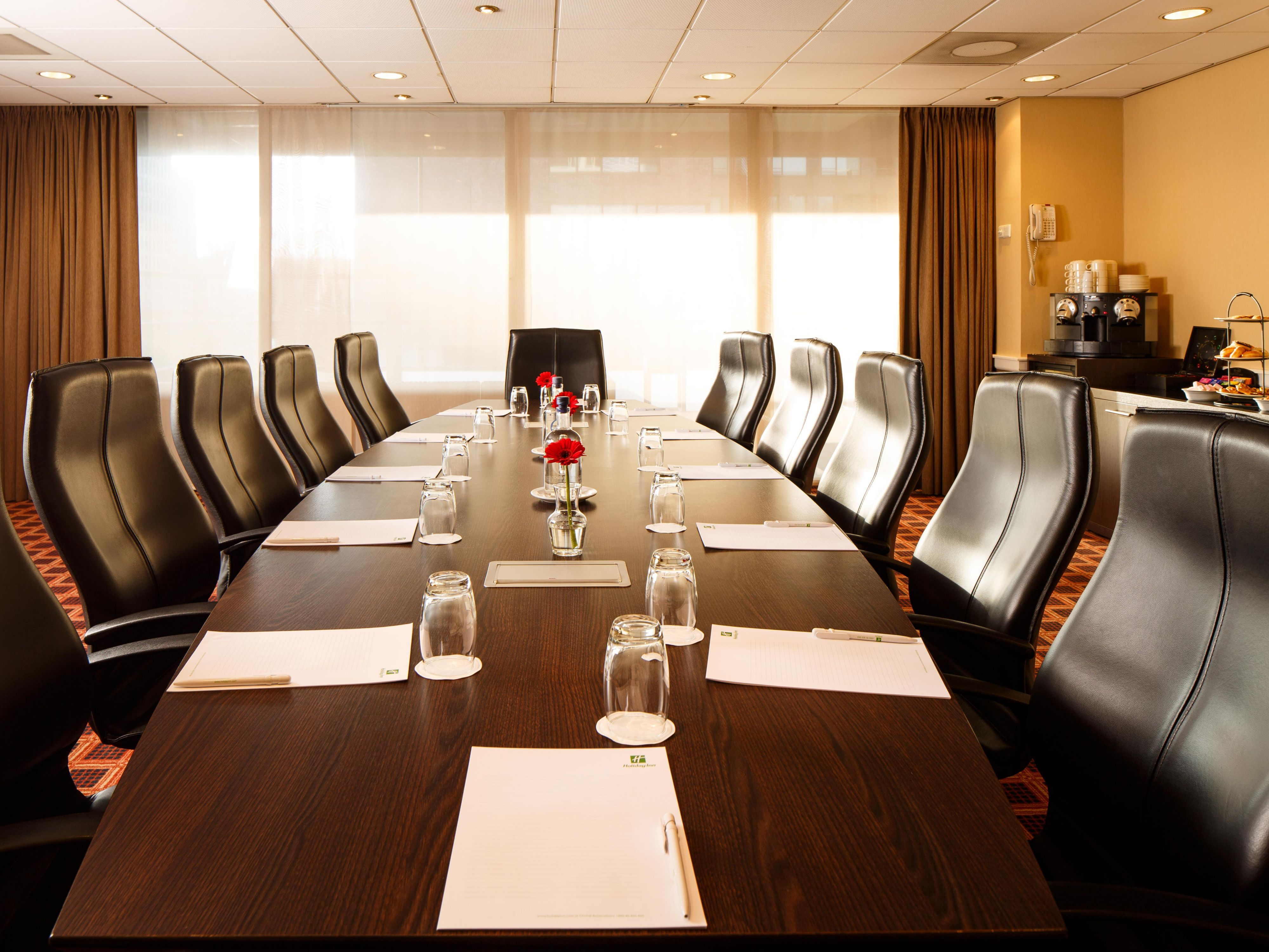Fully equipped Boardroom
