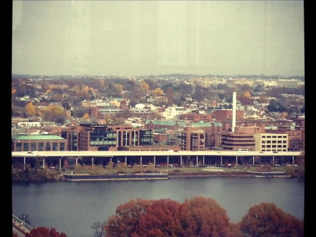 Holiday Inn Rosslyn at Key Bridge River View