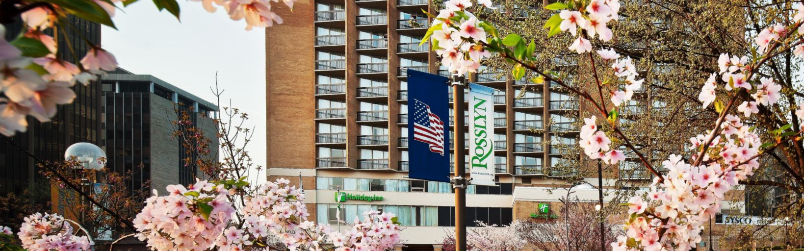 holiday inn rosslyn key bridge hotel by ihg