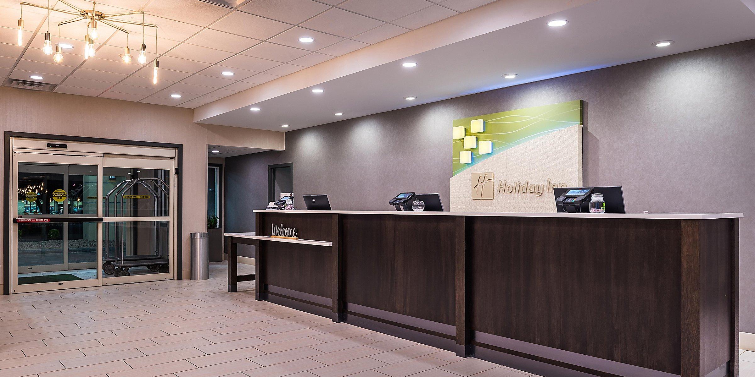 Hotels in Auburn, NY | Holiday Inn Auburn-Finger Lakes Region