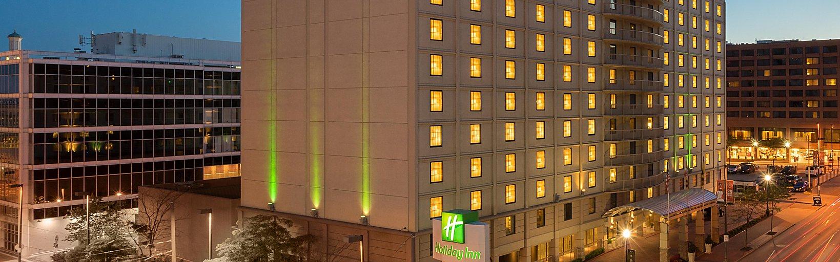 Holiday Inn Baltimore Inner Harbor Dwtn Hotel By Ihg