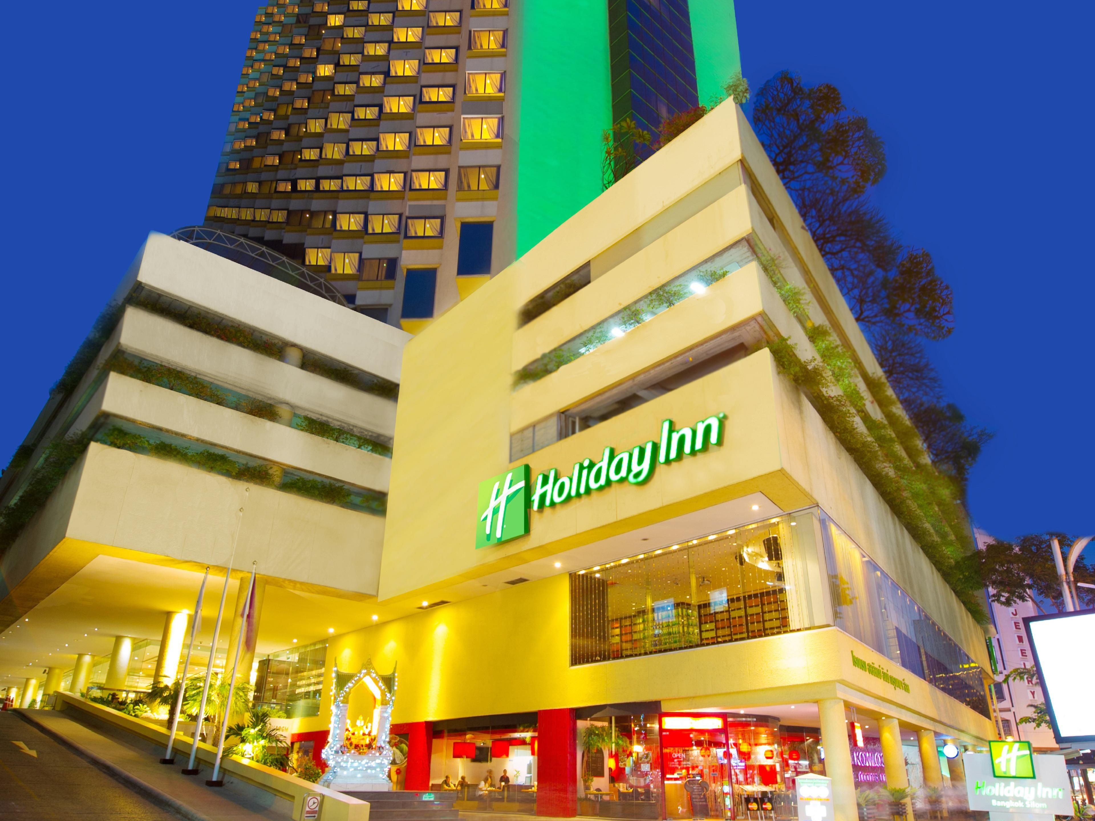 Holiday Inn Bangkok Silom Hotel Near Central World Mall