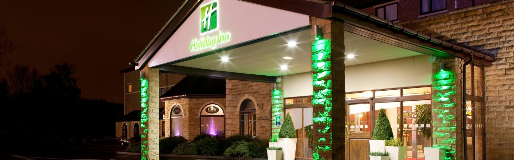 holiday inn barnsley m1 jct 37 ihgのホテル