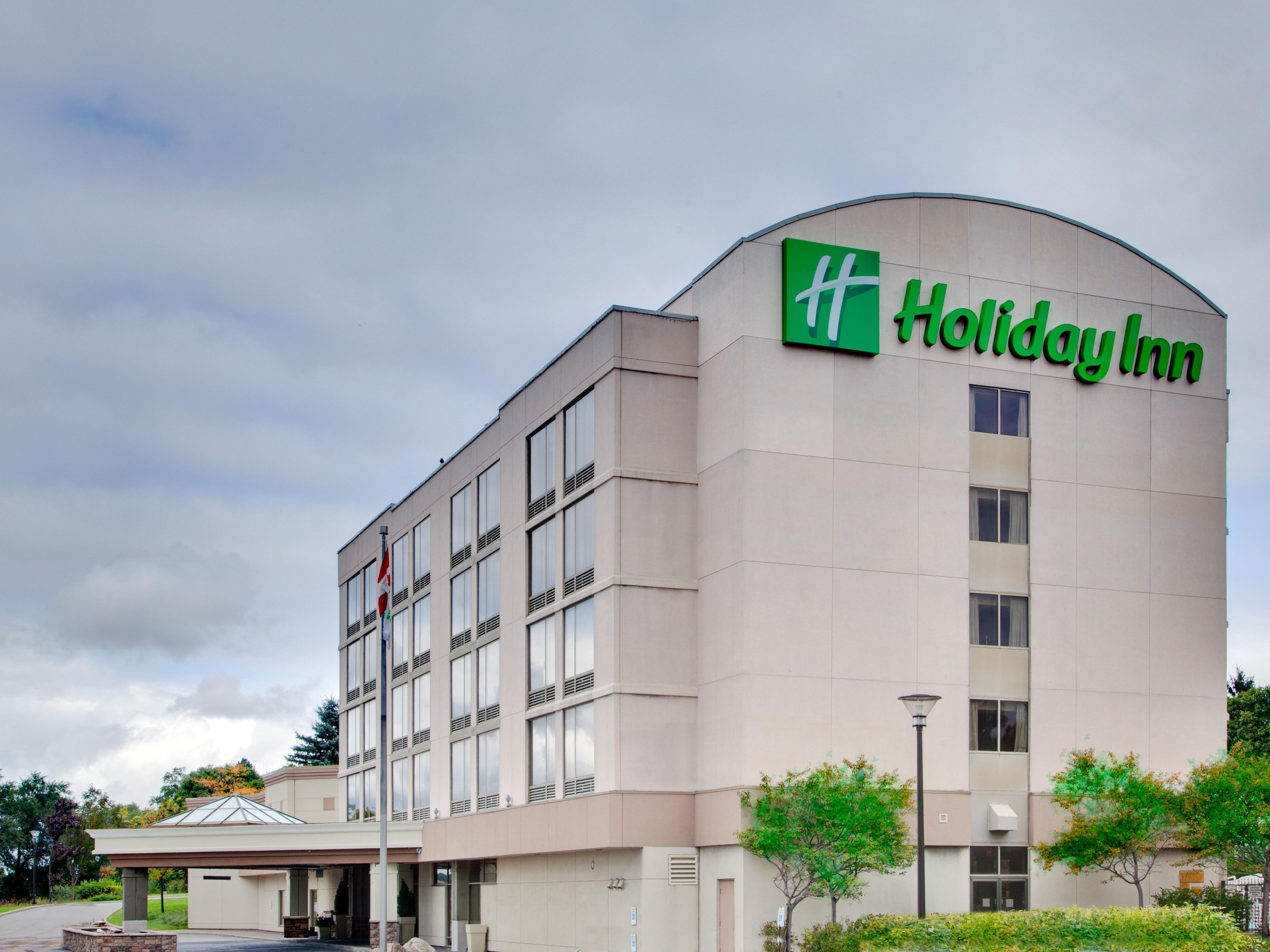 Welcome to the Holiday Inn Barrie Hotel & Conference Ctr.!