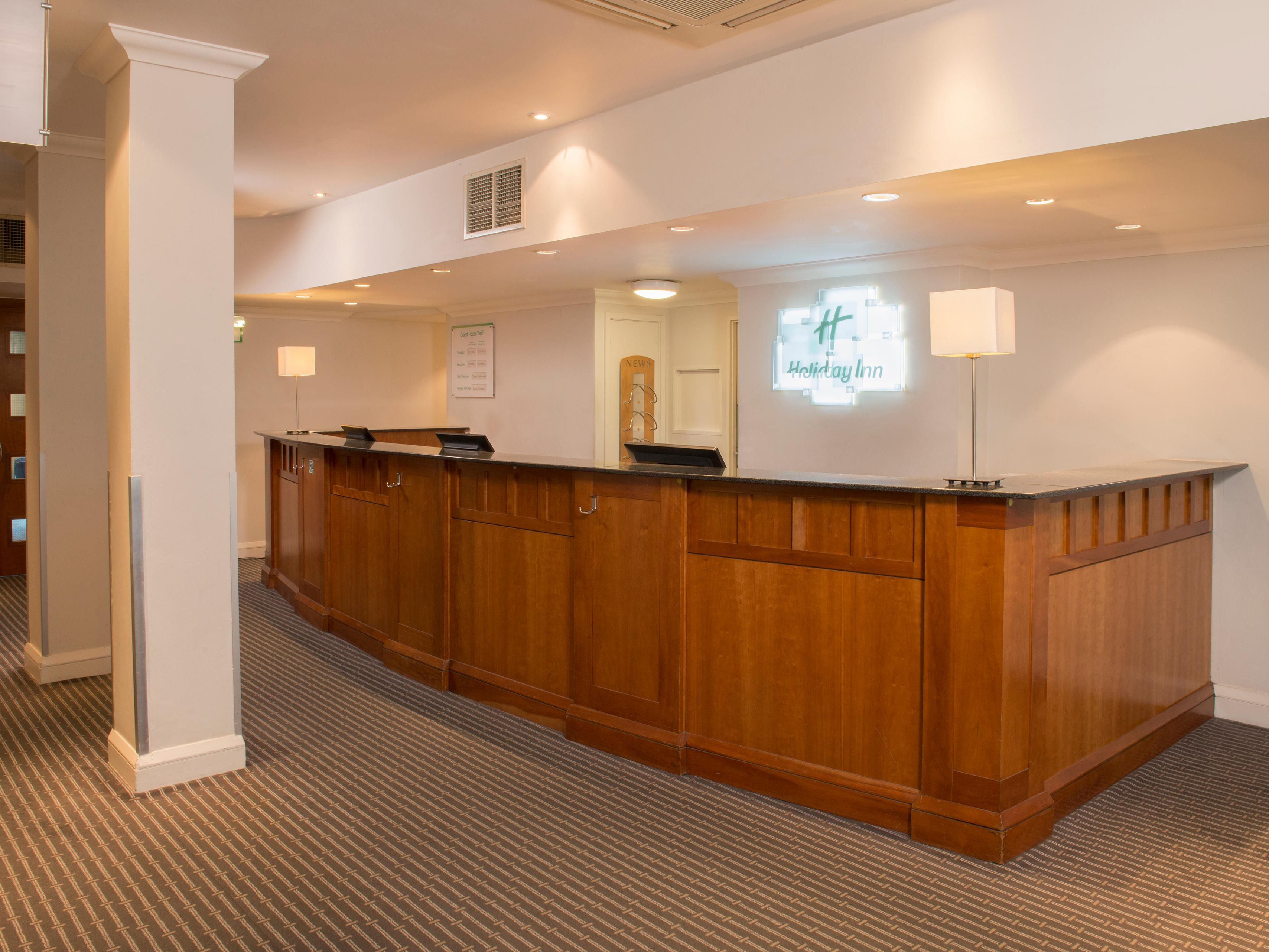 Our Reception staff can assist you with any business centre needs