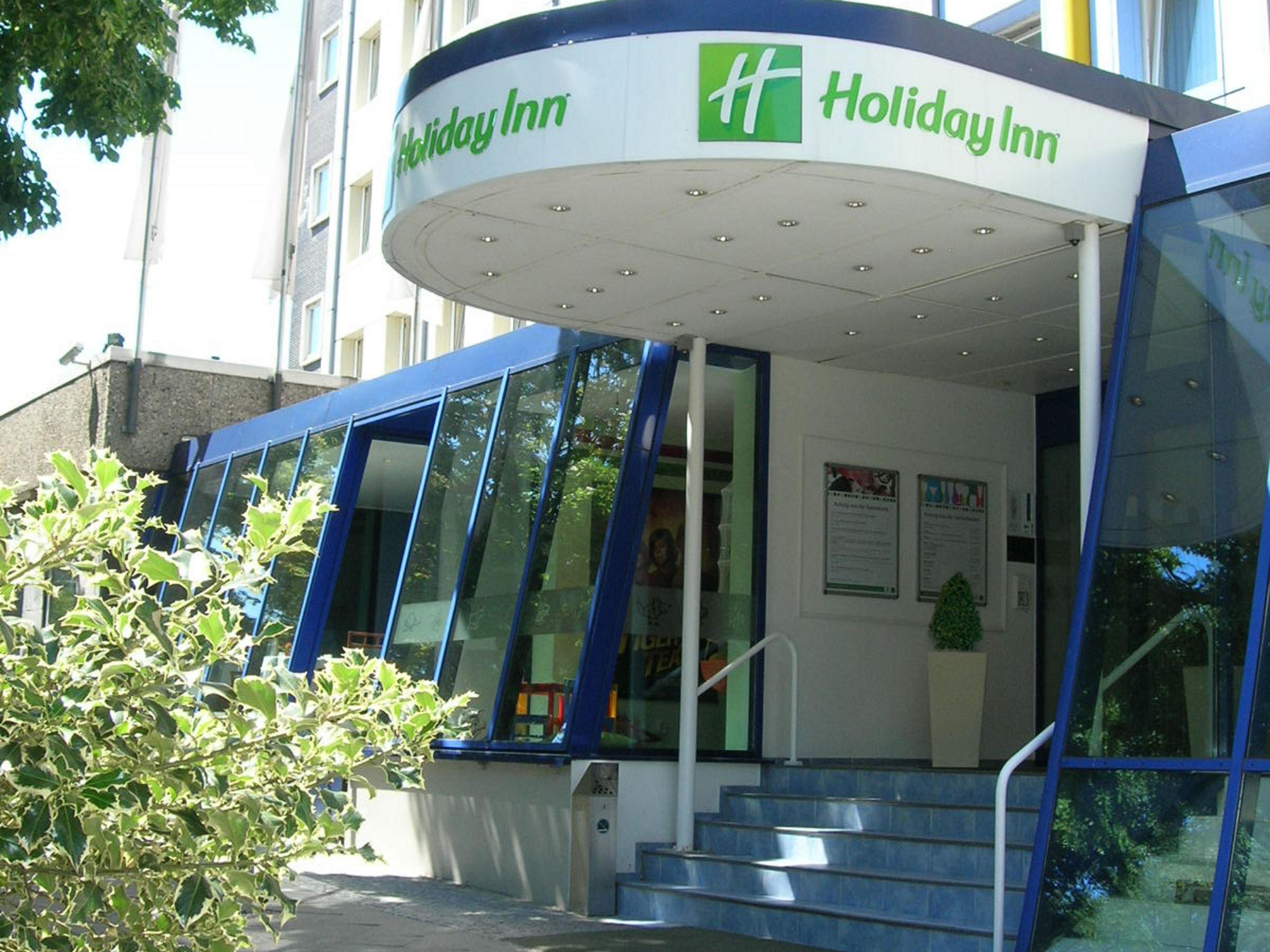 Hotel Holiday Inn Express Berlin City Centre