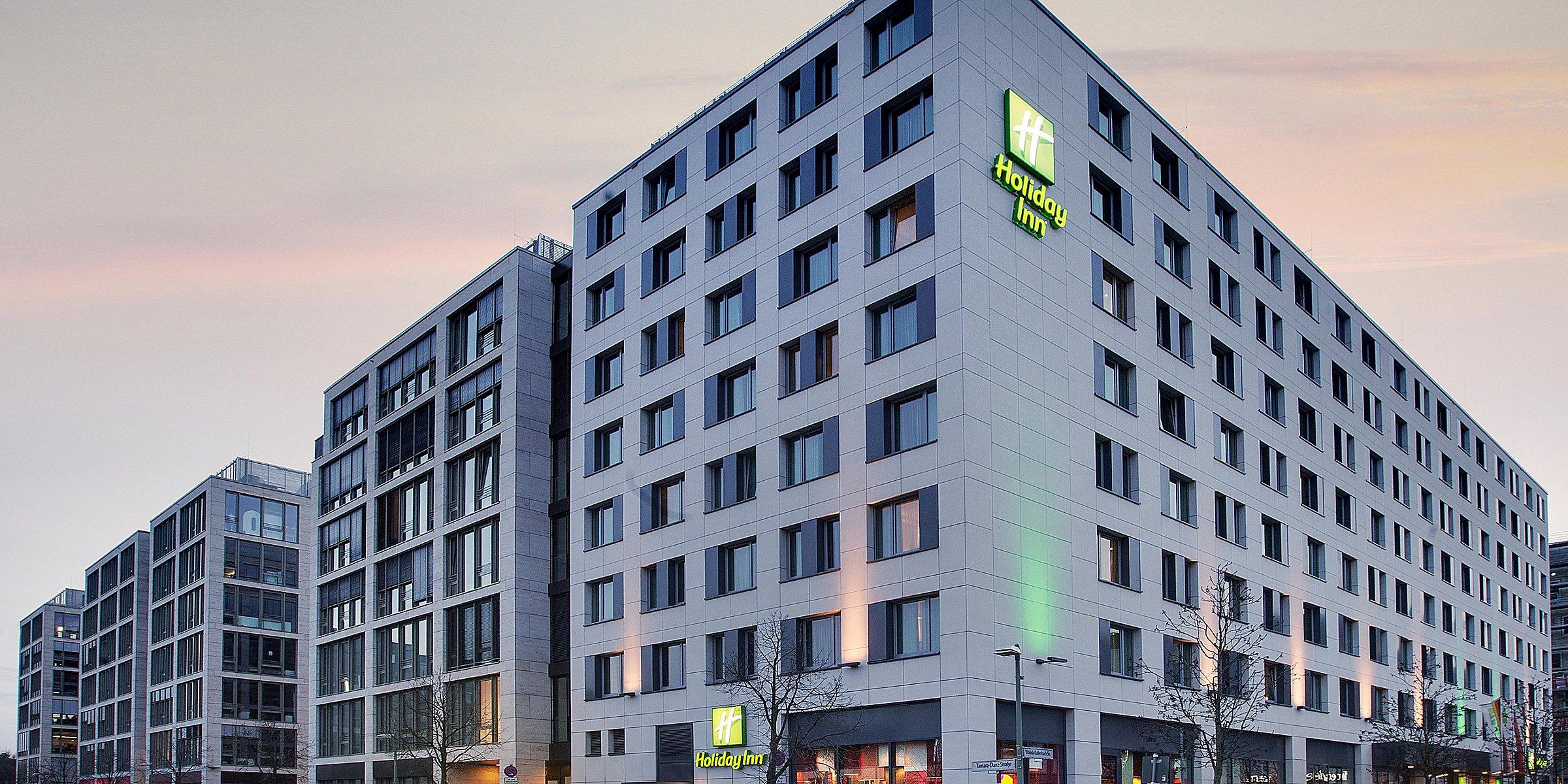 Berlin Hotels near East Side Gallery | Holiday Inn Berlin
