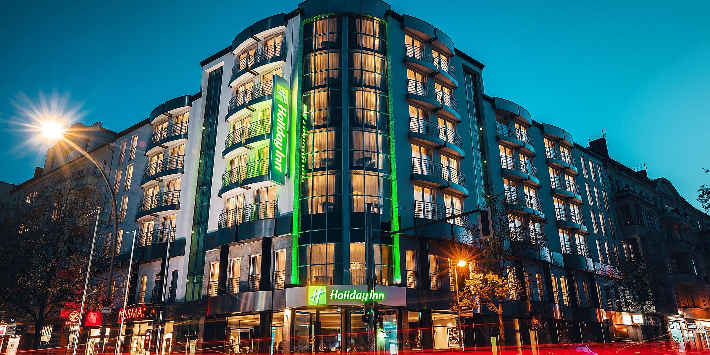 Hotels In Prenzlauer Berg Berlin Holiday Inn Berlin City