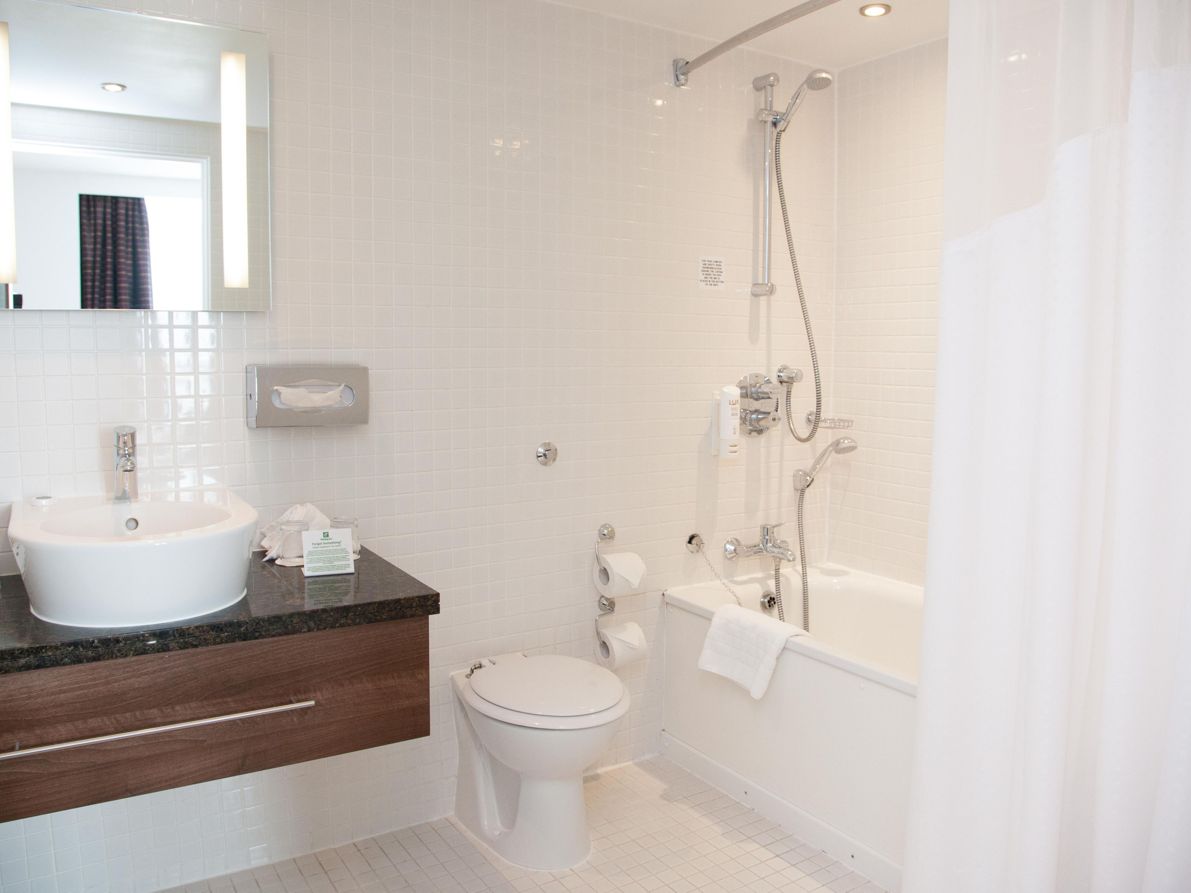 Relax  after a long day in one of our Contemporary Bathrooms
