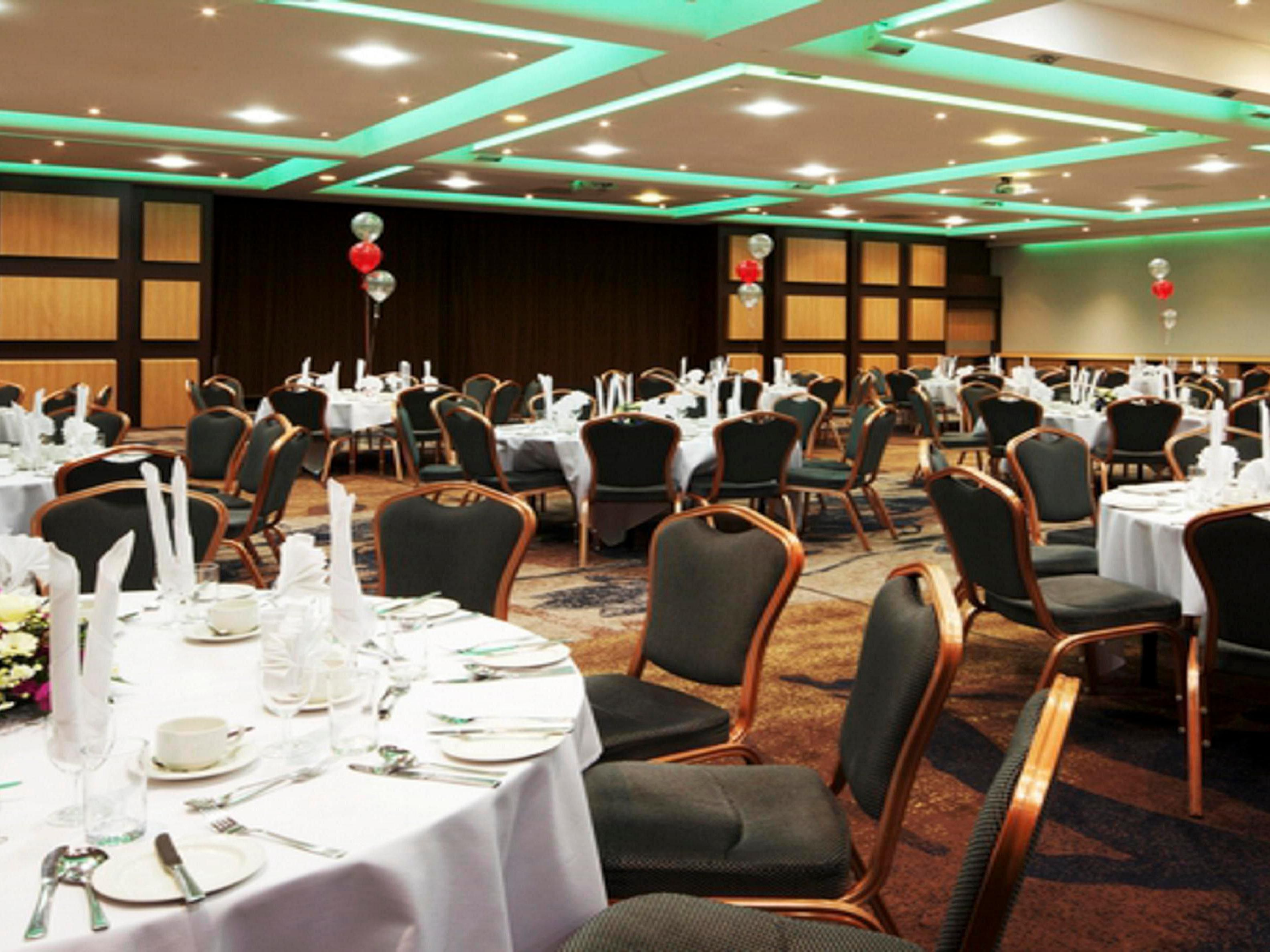 Albany Banqueting Suite for up to 450 Guests