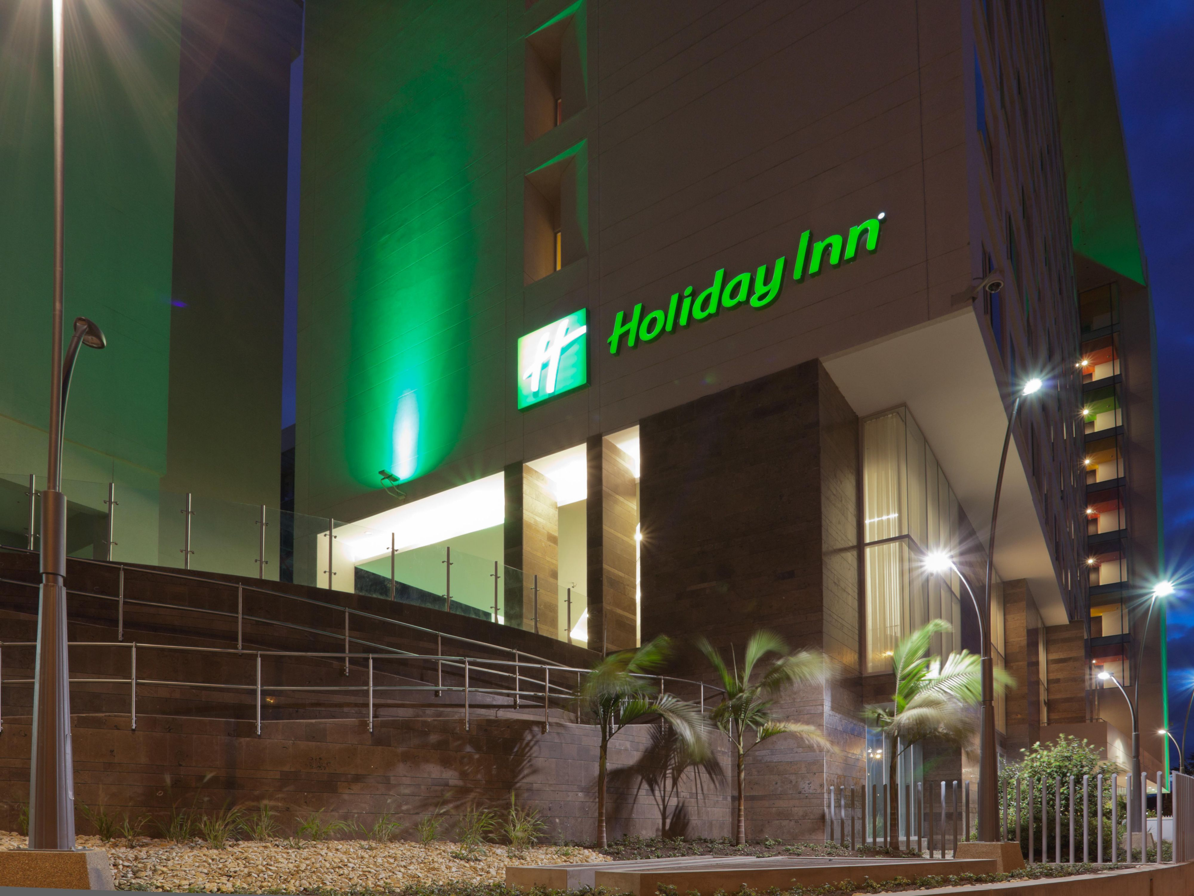 Night at the Holiday Inn Bogota Airport