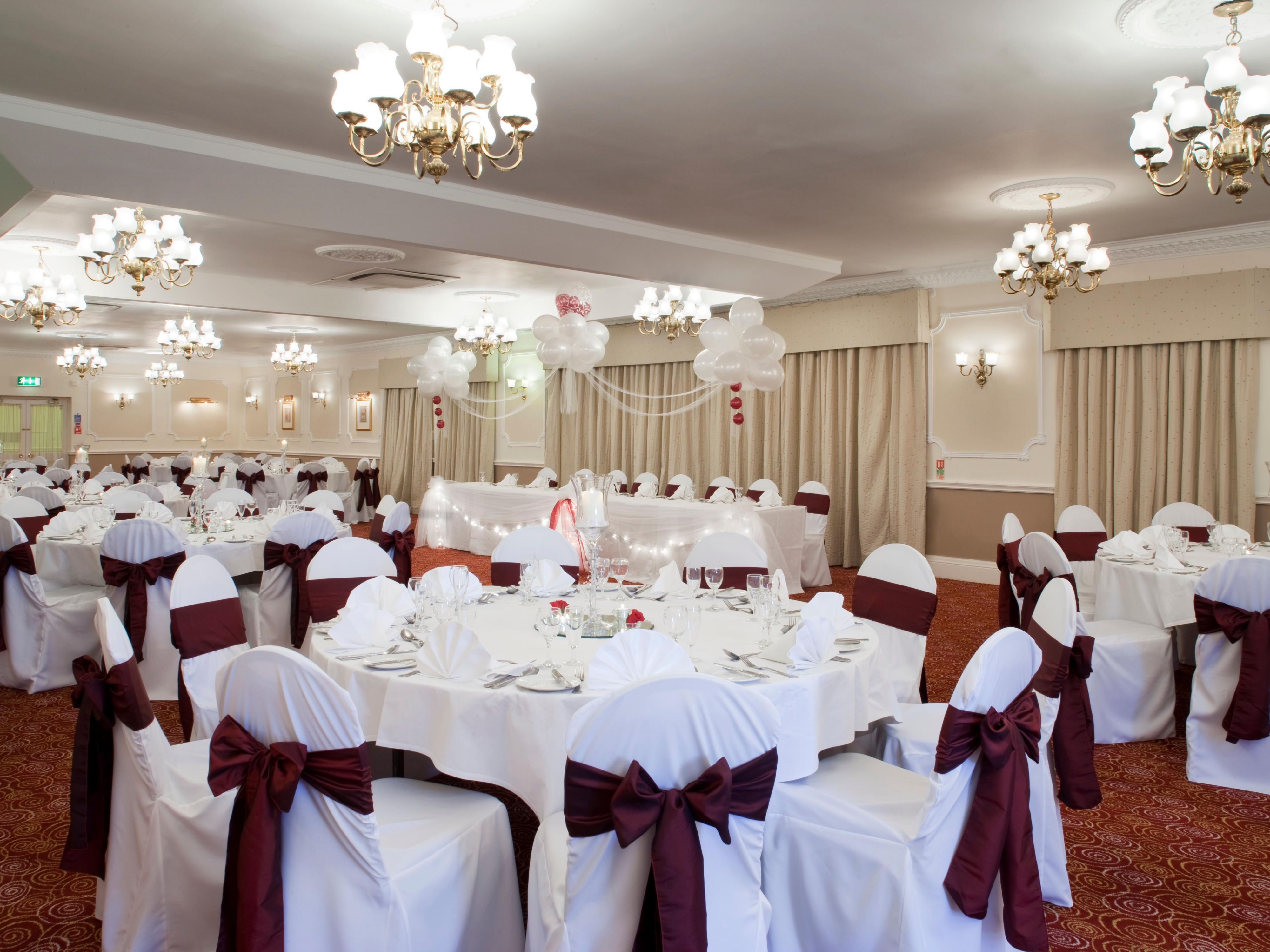The Pastures Suite is a fabulous venue for any occasion