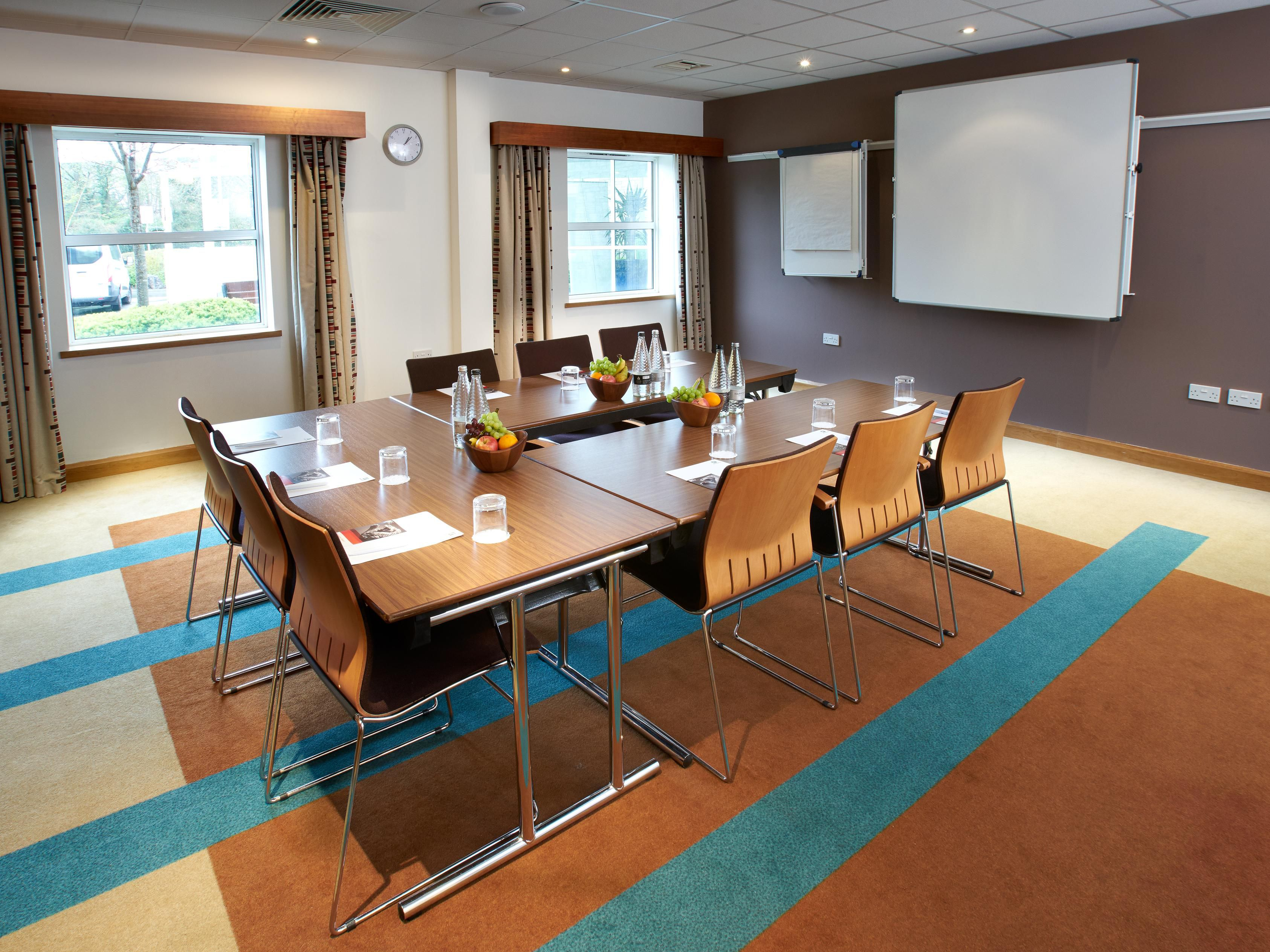 Brunel Room Boardroom Style