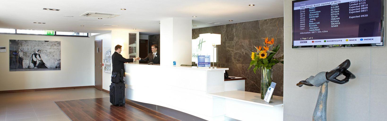 City Centre Hotels: Holiday Inn Bristol City Centre